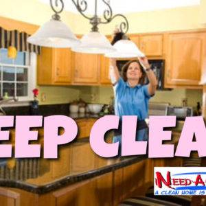 Deep Clean (Supplies Included)