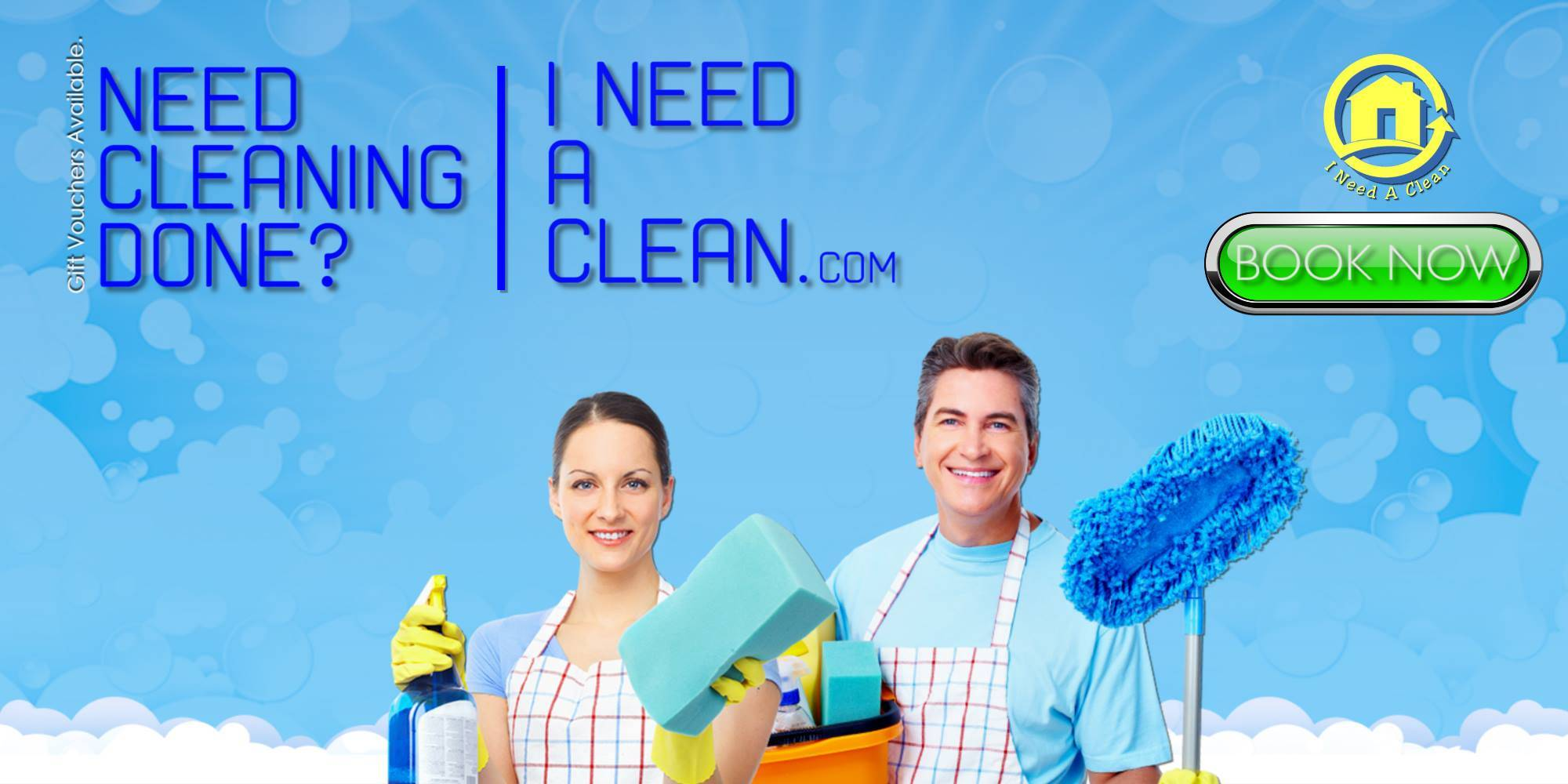 Schedule a Cleaner