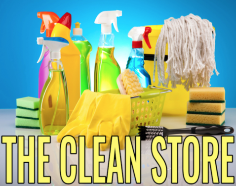 The Clean Store at ineedaclean.com